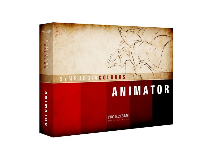 ProjectSAM Symphobia Colours Animator