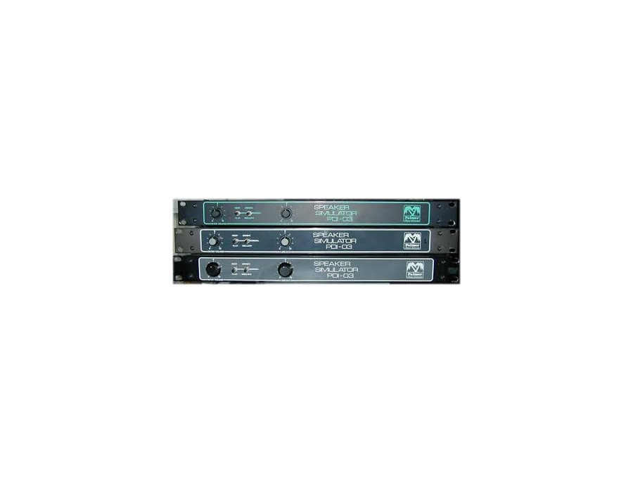 Speaker Simulator PDI-03