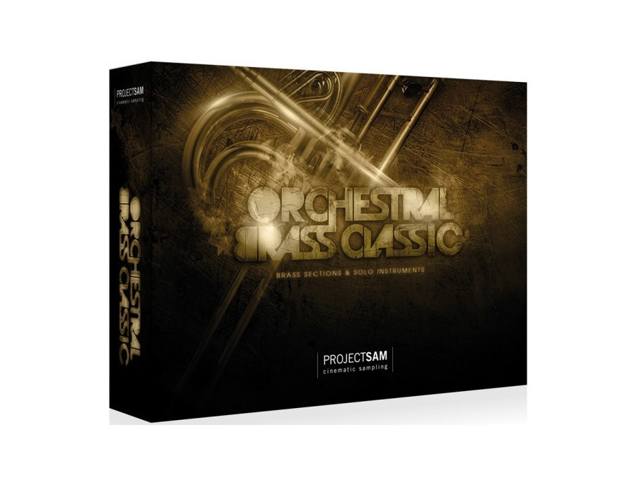 Projectsam orchestral brass classic xl