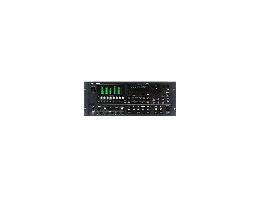 Akai DR8 Digital Multi Track Recorder