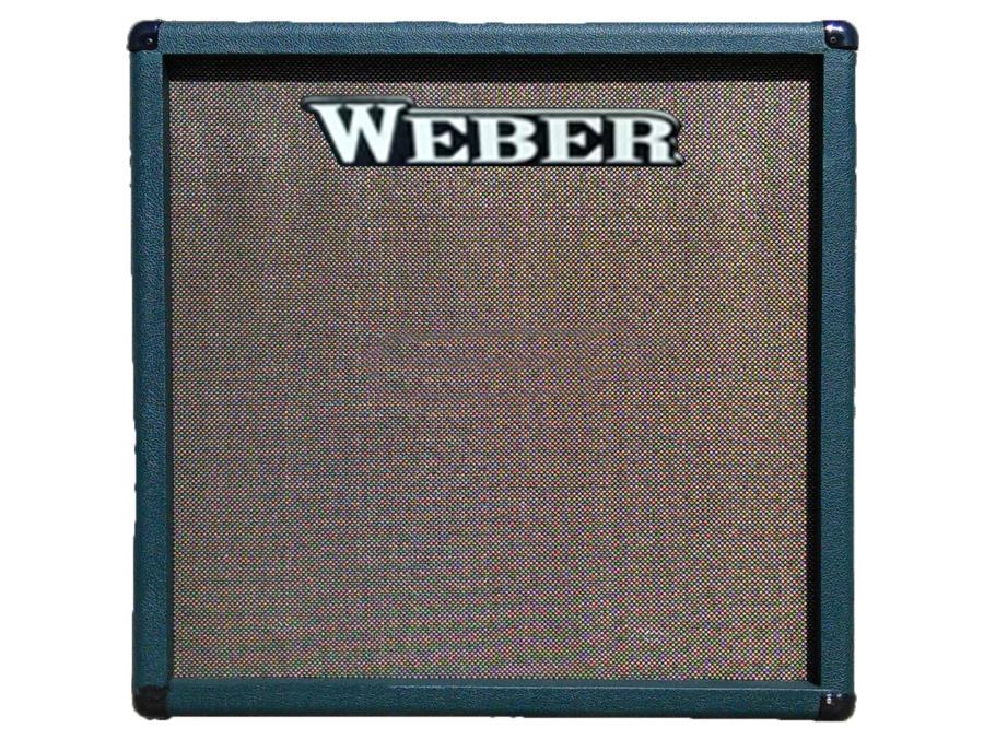 Weber Custom Closed Back 1x12 Cabinet