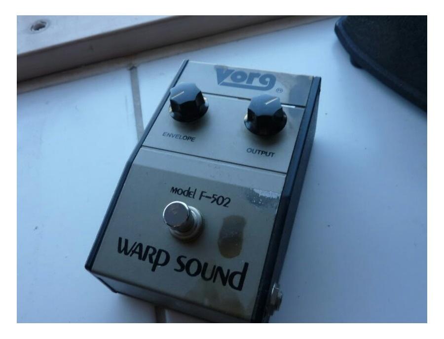 Warp Sound by Vorg