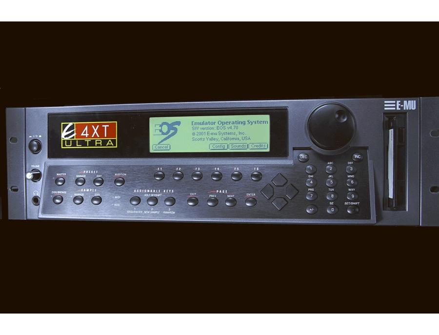 E-MU E4XT Ultra image
