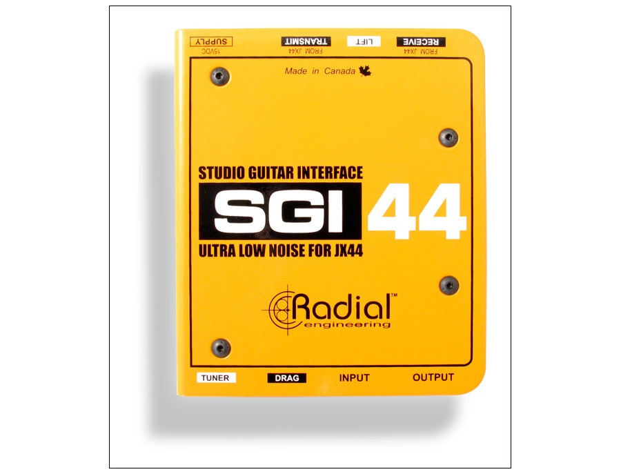Radial SGI 44 Studio Guitar Interface