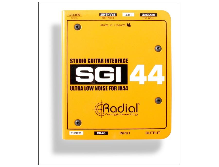 Radial SGI 44 Studio Guitar Interface