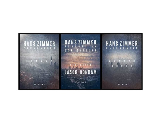 Spitfire Hans Zimmer Percussion