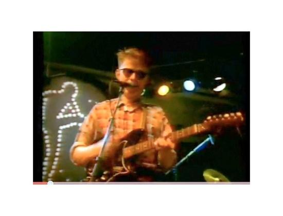 Burns Nu-Sonic Guitar