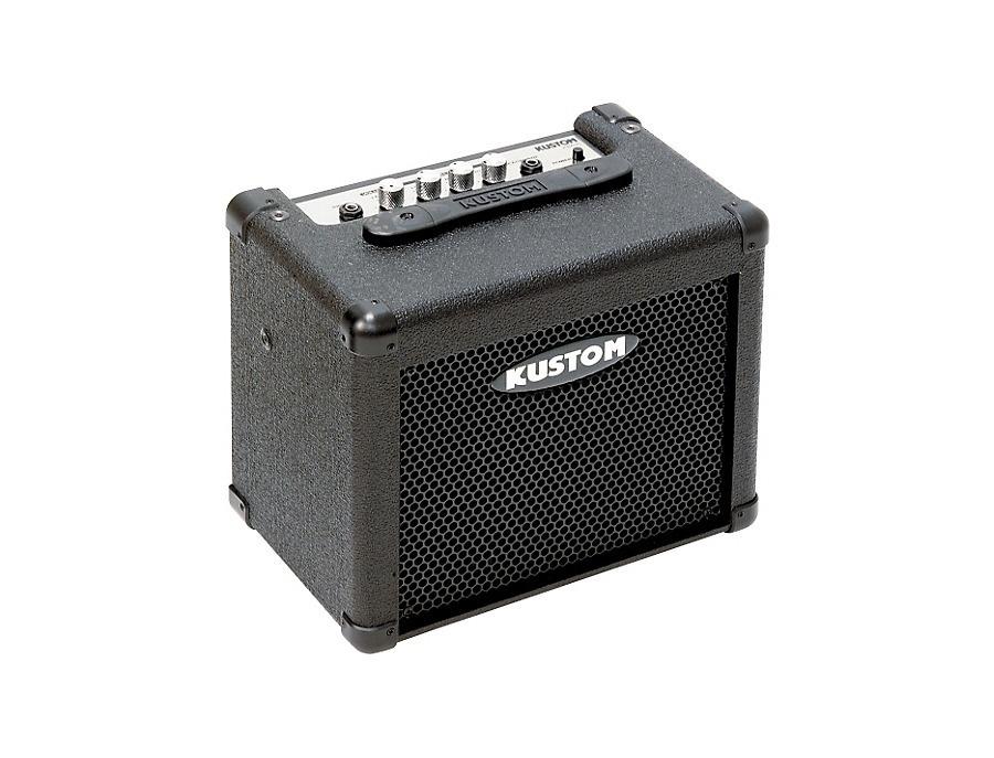 Kustom Bass Amp