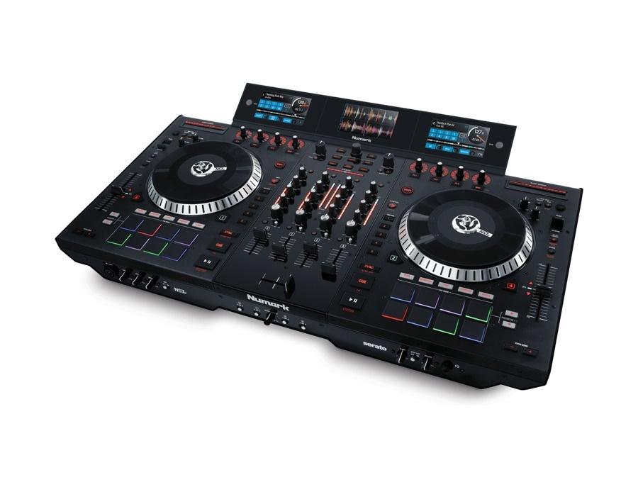 Numark NS7III USB MIDI DJ Controller