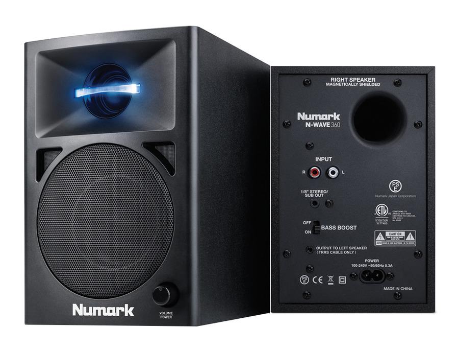 Numark N-Wave 360