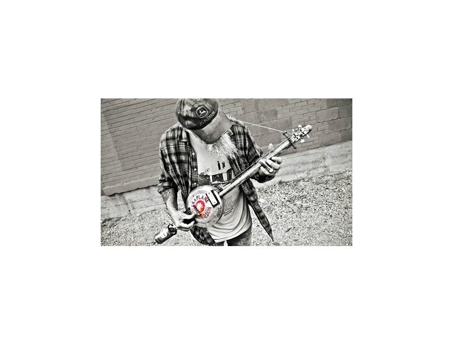 Custom Hub Cap Guitar
