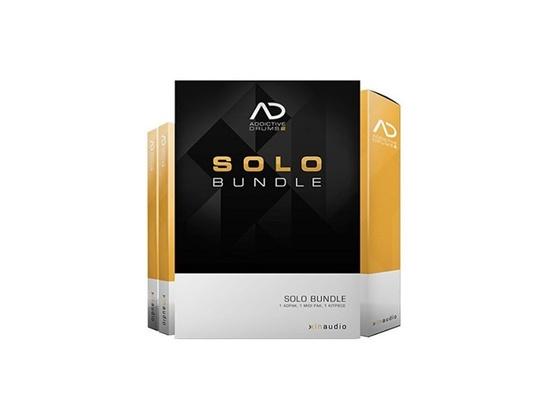 XLN Audio Addictive Drums 2 Solo
