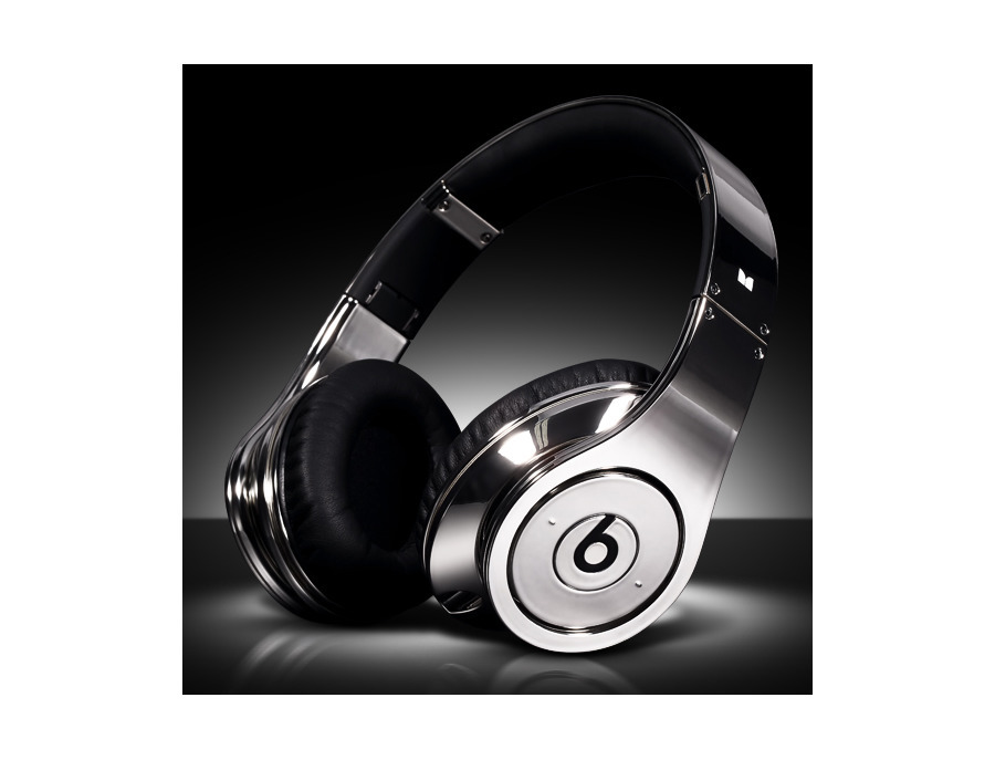 Beats Studio Over-Ear Headphone Silver Edition