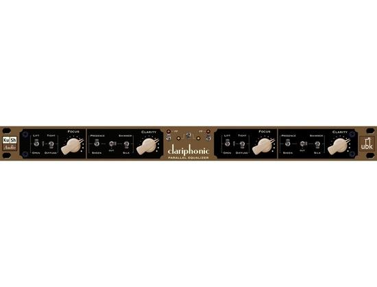 Kush Audio UBK Clariphonic Parallel Equalizer