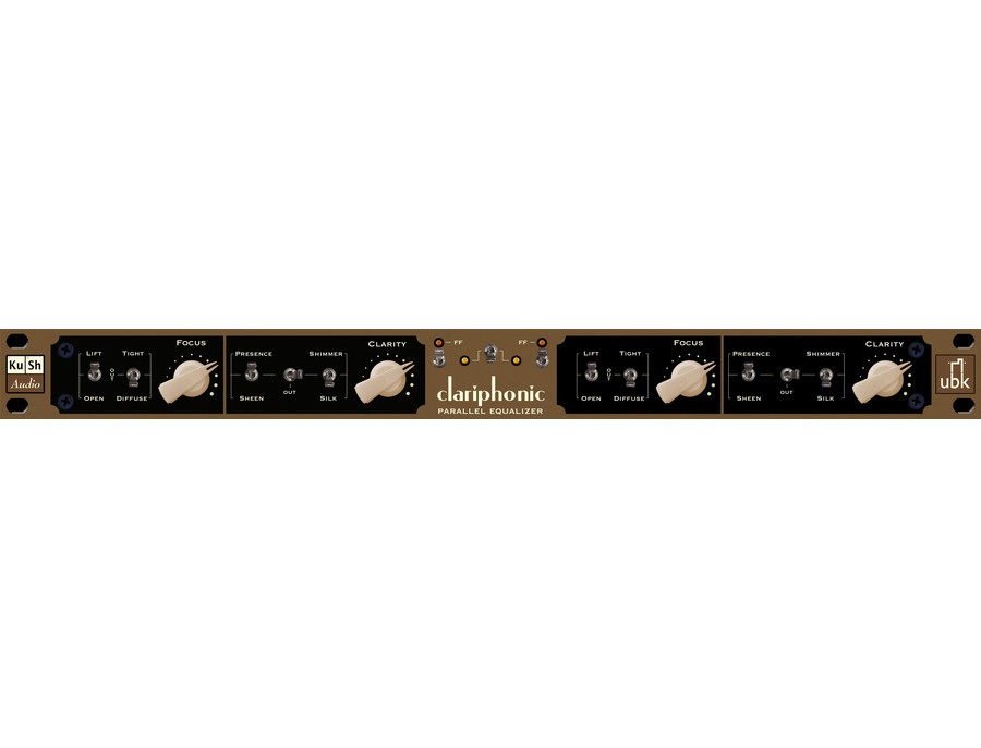 Kush Audio UBK Clariphonic Parallel Equalizer