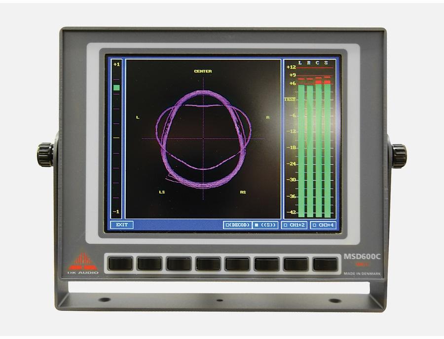 DK Audio MSD600C II