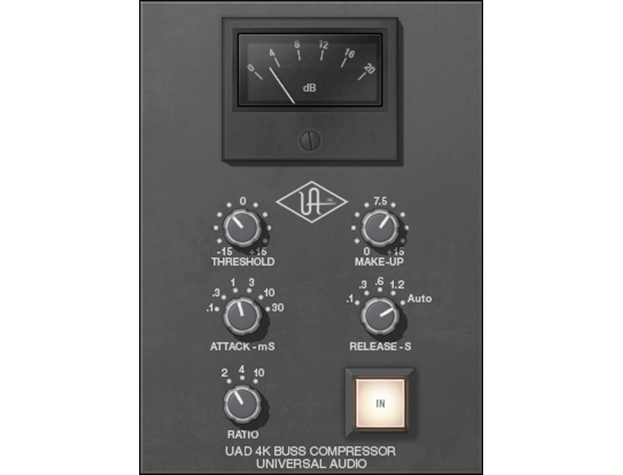 Universal Audio  4C bus compressor