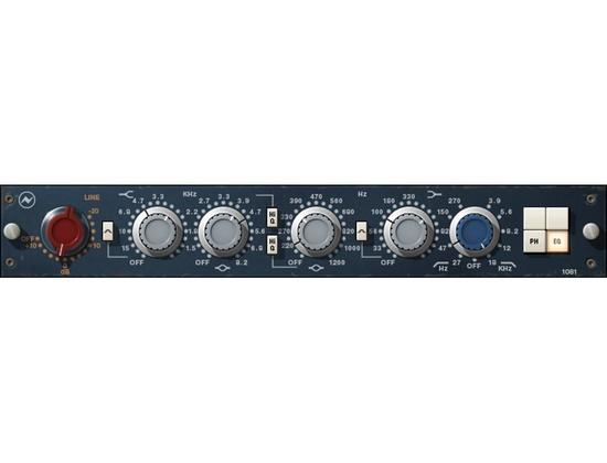 Neve 1081 / 1081SE Classic Console EQ Plug-In