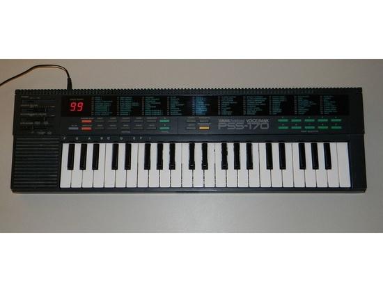 Yamaha Pss Midi Controller