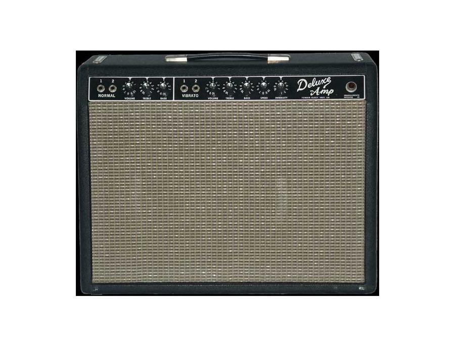 60's Fender Deluxe Amp