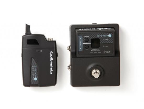 Audio Technica System 10 Stompbox