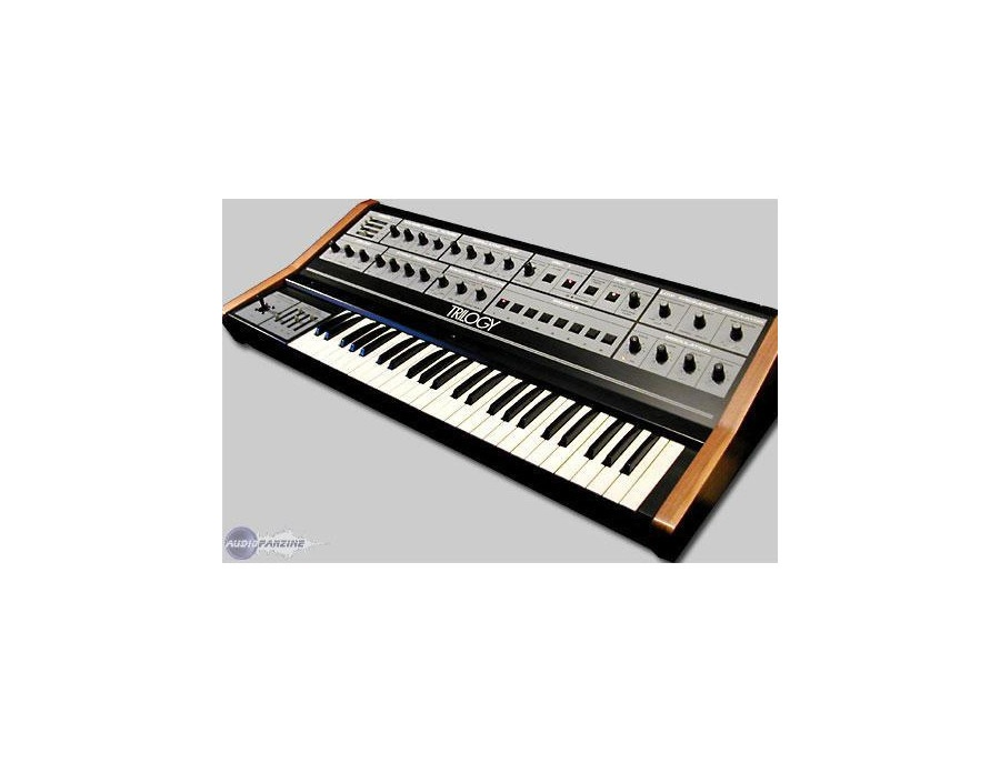 Crumar Trilogy Analog Synthesizer 1981