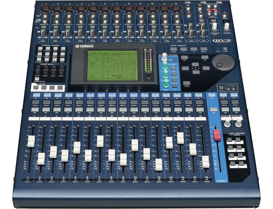 Yamaha 01V96VCM Digital Mixer