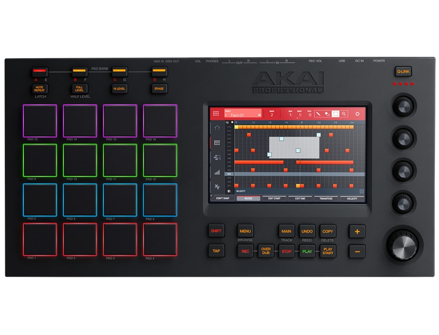 Akai mpc touch xl