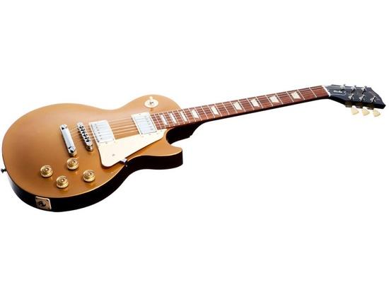 Gibson Les Paul Studio 2013 Goldtop dark back