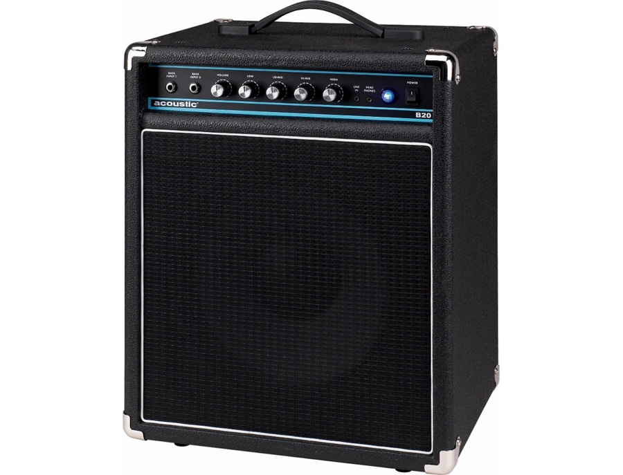 Acoustic Bass Guitar Amp B20