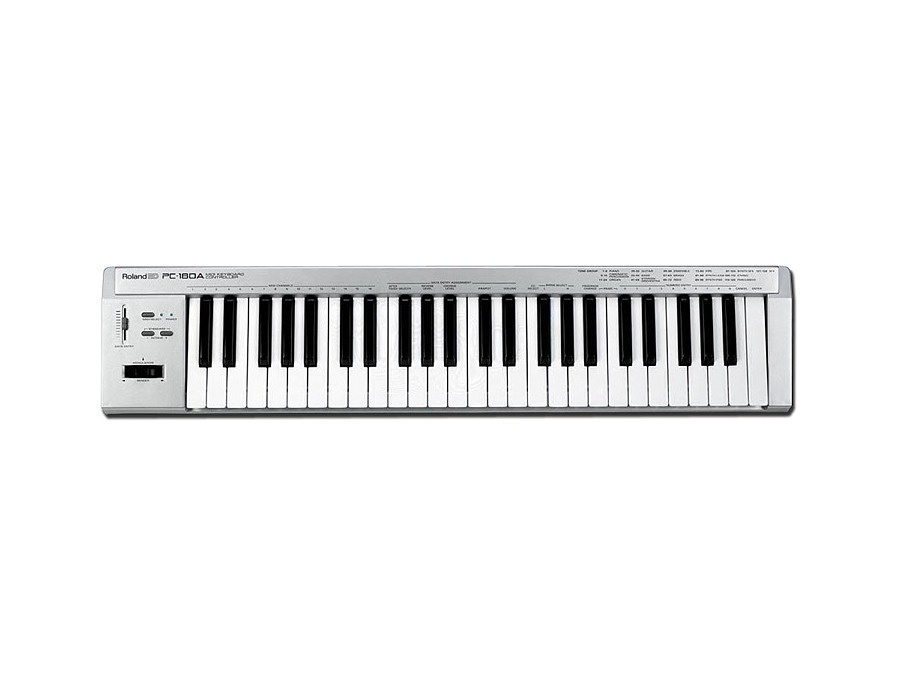 Roland ed pc 180a midi keyboard controller xl