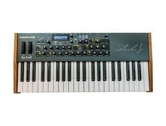 Dave smith instruments mopho x4 synthesizer keyboard s