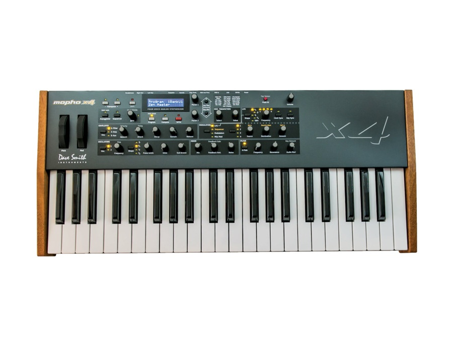 Dave Smith Instruments Mopho x4 Synthesizer Keyboard
