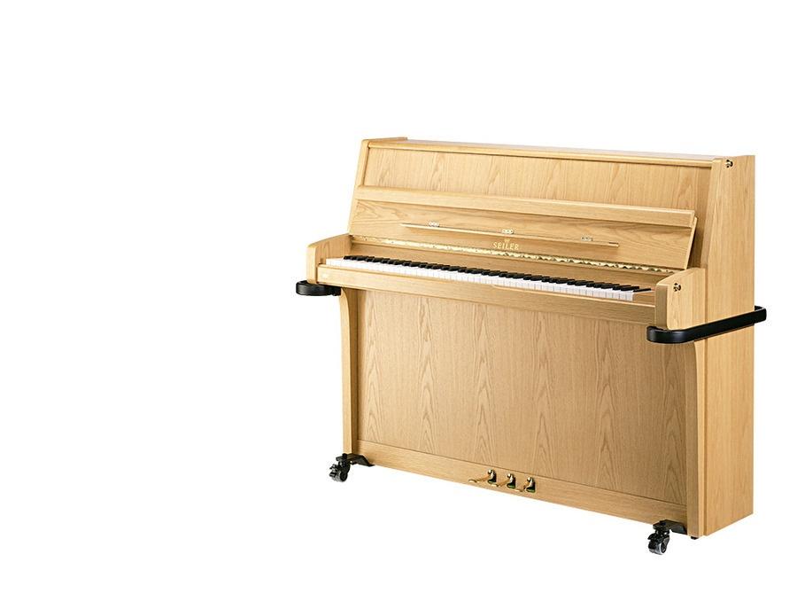 Seiler 116 school upright piano xl