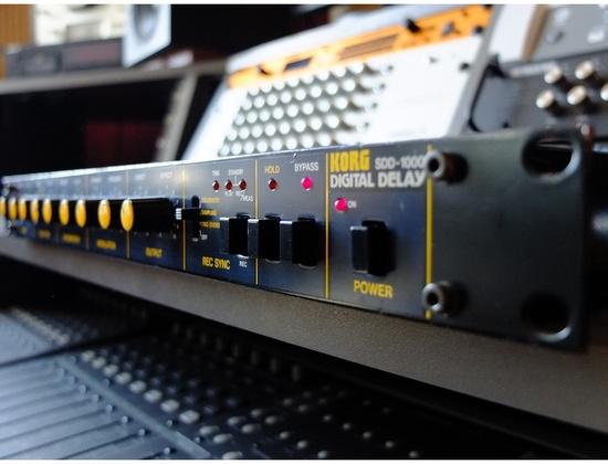 Korg SDD-1000