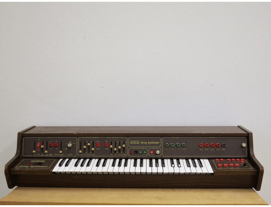 Arp solina string synthesizer xl