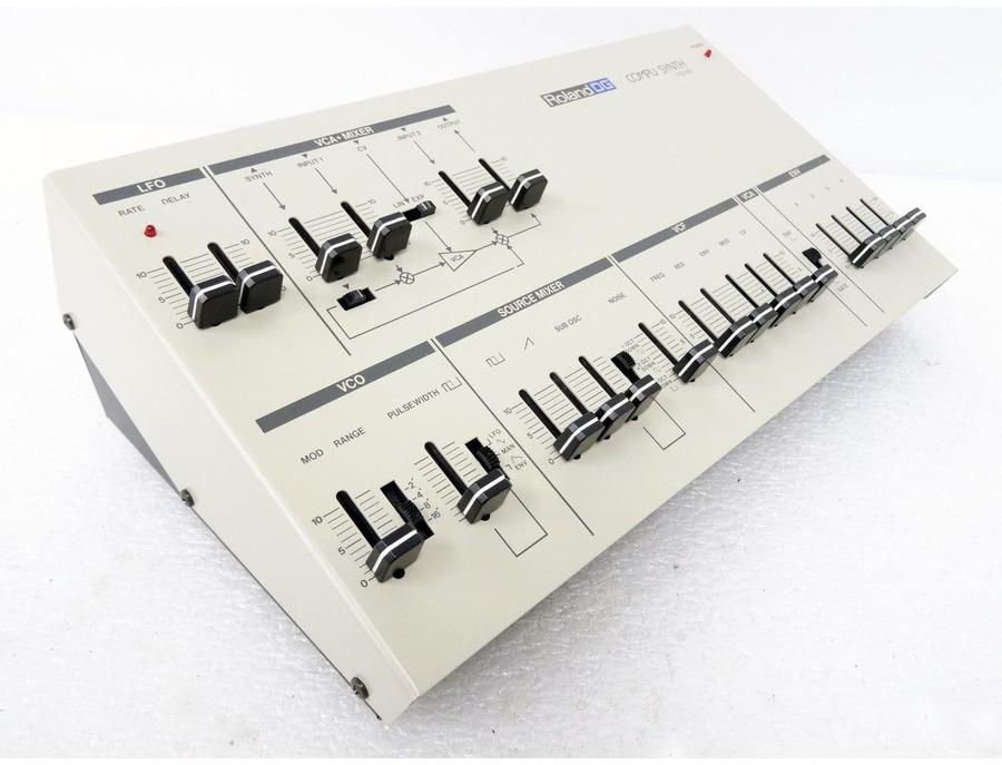 Roland dg compu synth cmu810 xl