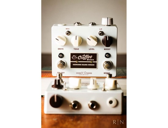 coffee drive v.o custom