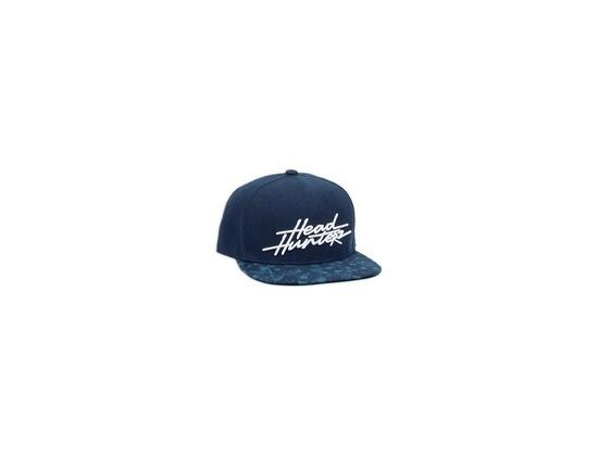 Headhunterz Snapback Blue