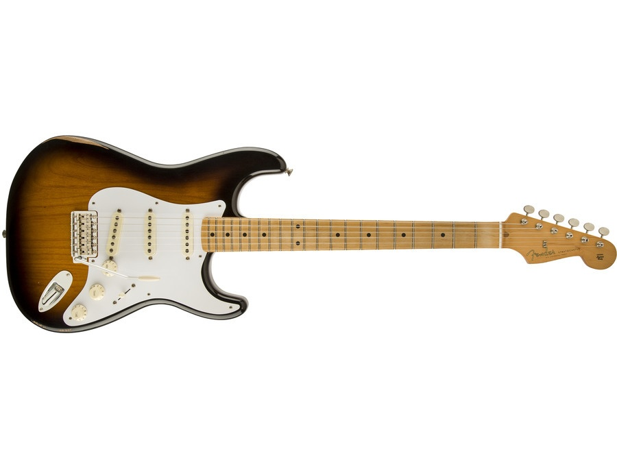 Fender Stratocaster Road Worn 50's Sunburst