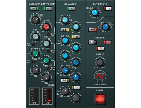 UAD Neve 88RS Channel Strip Plug-In
