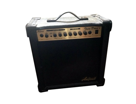 Aria Pro Twin Drive II Amp