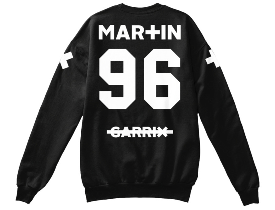 Team Garrix Unisex Sweatshirt
