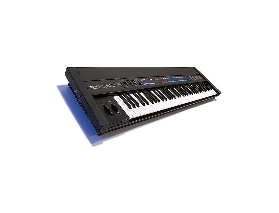 Yamaha KX76 Synthesizer