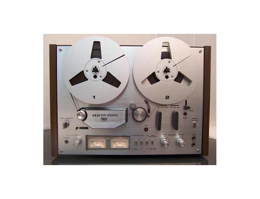 Akai gx 4000d reel to reel tape recorder xl