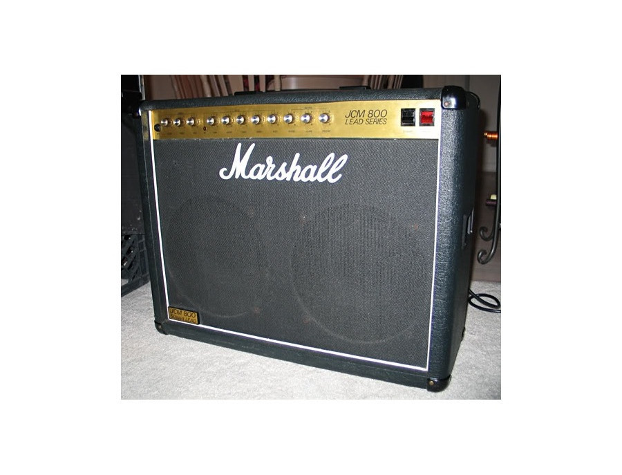 Marshall JCM800 4212 Combo