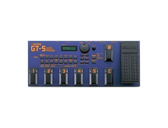 BOSS GT-5 Guitar Effects Processor