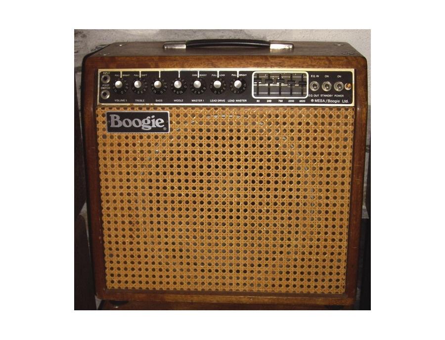Mesa Boogie Mark II