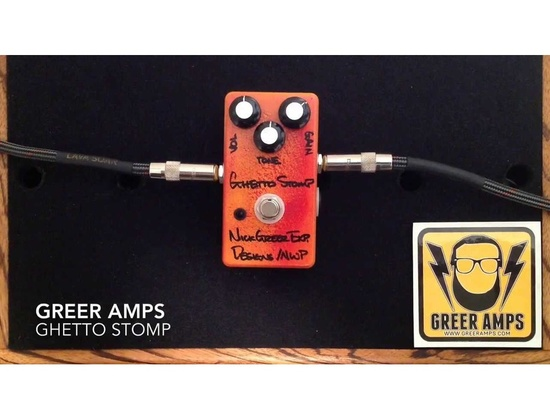 Greer Ghetto Stomp Overdrive