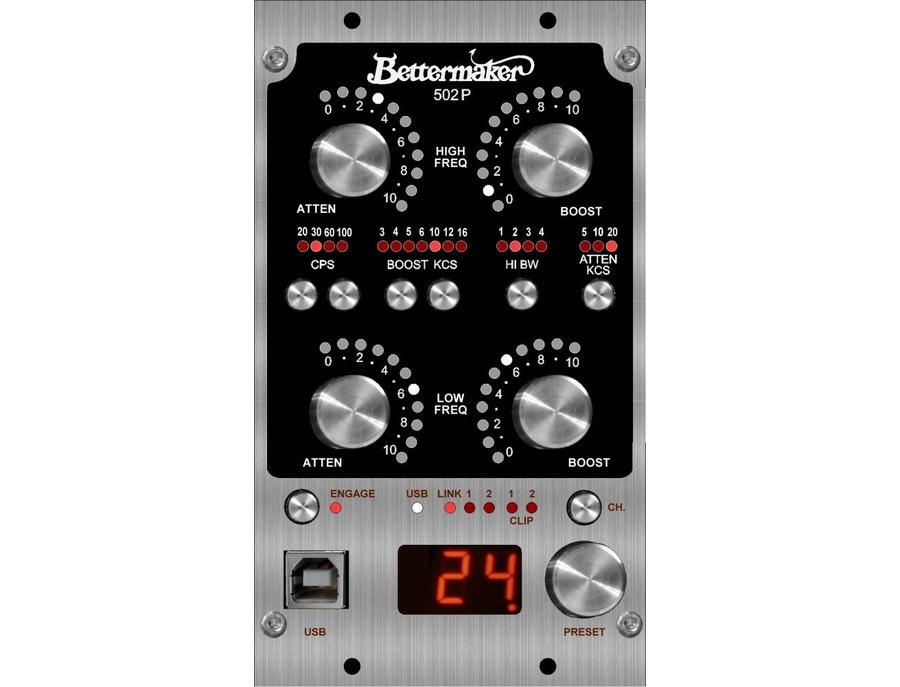 Bettermaker 502p